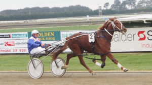 Reciprocity cruises to victory at Invercargill on 01 October